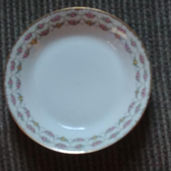 Jean Pouyat Limoges set of 2 bowls